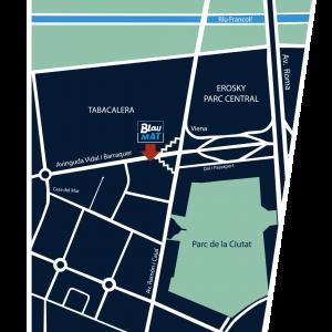 mapa blaumat retols