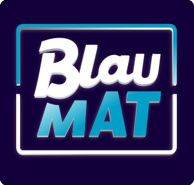 BLAUMAT logotipo